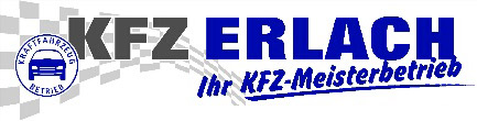 KFZ Erlach | KFZ-Meisterbetrieb in Marchtrenk